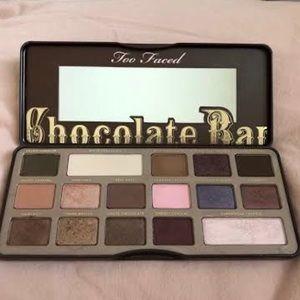 Chocolate Bar Eyeshadow Palette